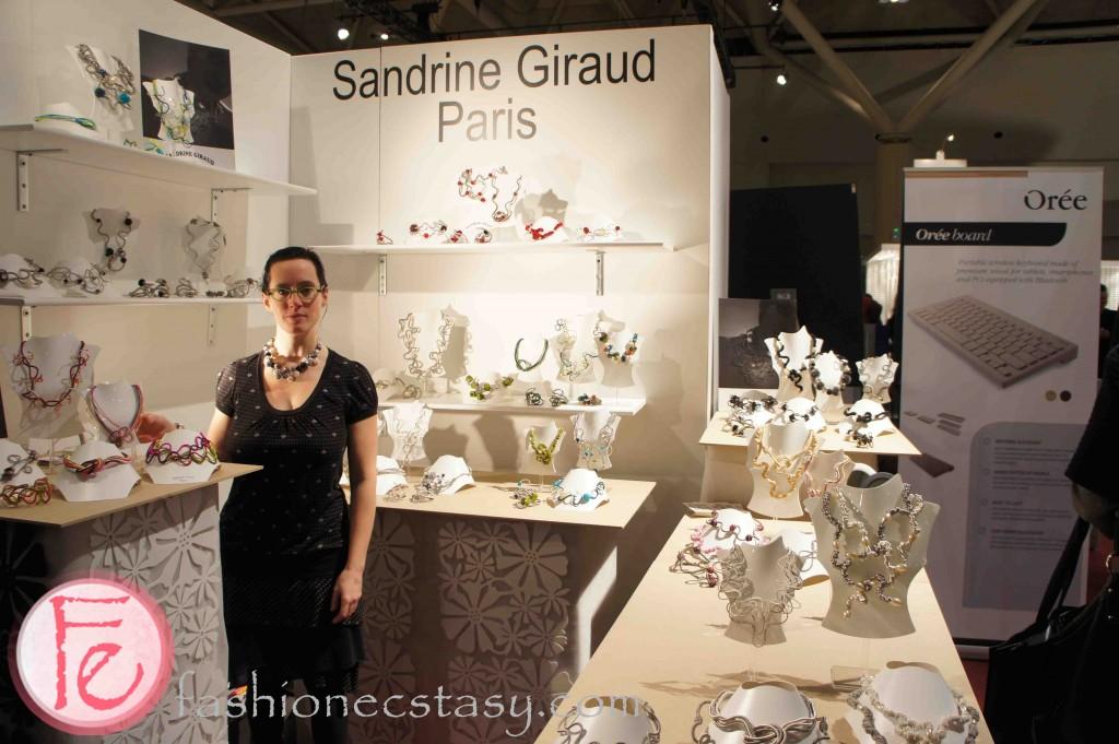 Sandrine Giraud Paris Ids 2013 Interior Design Show