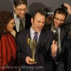 1st Canadian Screen Awards - Television & Digital Media Awards Show- Best Original Program or Series produced for Digital Media ? Fiction (Sponsored by the Independent Production Fund) Guidestones (iThentic, 3 o'clock.tv) Jonas Diamond, Lisa Baylin, Jeremy Diamond, Jay Ferguson, Denny Silverthorne, Catherine Tait