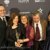Best Original Program or Series produced for Digital Media - Non-Fiction Highrise: One Millionth Tower (National Film Board of Canada) Katerina Cizek, Sarah Arruda, Silva Basmajian, Gerry Flahive, Mike Robbins - 1st Canadian Screen Awards - Television & Digital Media Awards Show