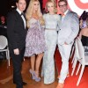 David Dixon, Sylvia Mantella, Suzanne Rogers at TFI new labels gala 2013