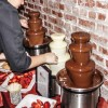 chocolate fountain - Culinary Adventure Co. Season 3 Launch Party