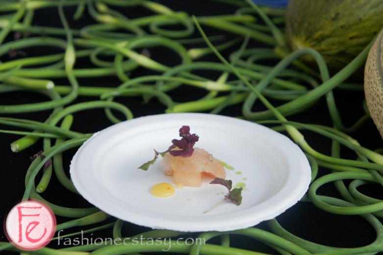 LUMA- marinated albacore tuna