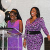 Glenora Joseph at A Toast to Curves 2013 Body Confidence Canada Awards