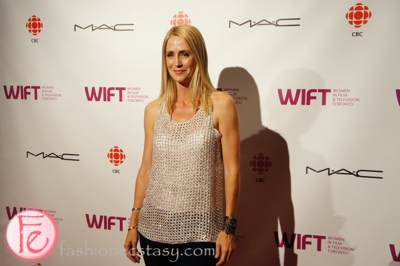 Toronto WIFT... Kelly Rowan Tiff 2014