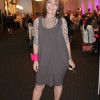 Christine Bentley at Pink Diamond Gala for After Breast Cancer 2013