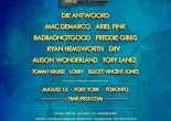 Time Festival line-up